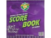 T-Ball / Softball/ Baseball Scorebooks